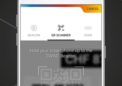 TWINT - QR Scanner